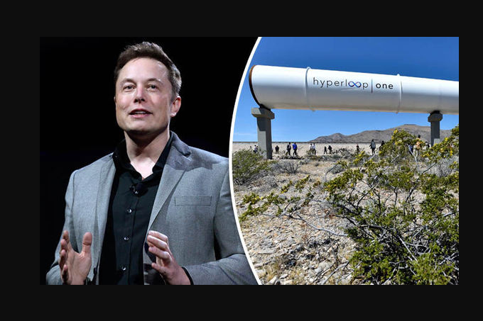 Elon Musk pitches 150 miles per hour  rides in Boring Company tunnels for $1
