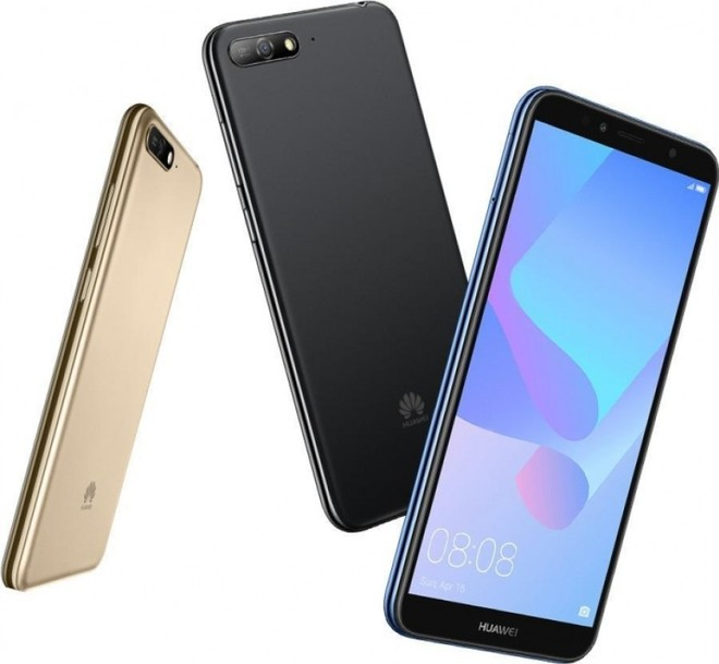 Huawei unveils its cheapest phone Y5 Prime (2018) with Face