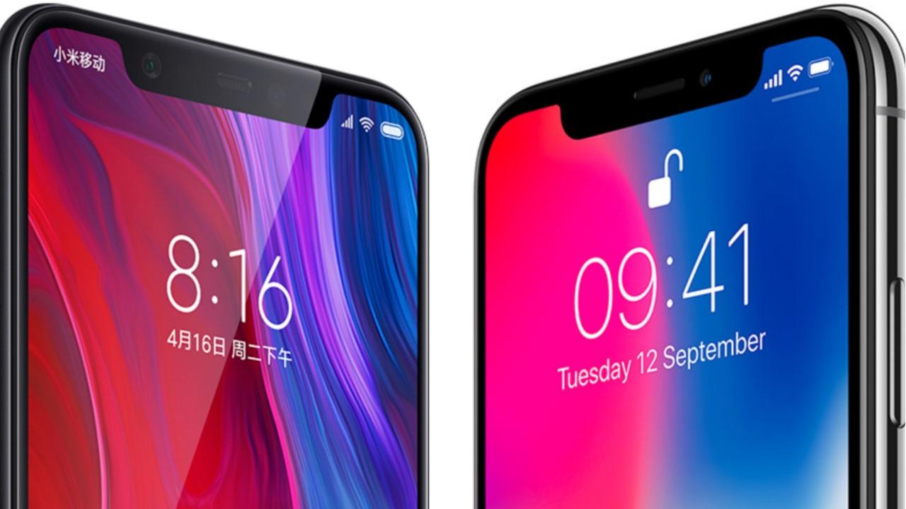 android-authority-apple-iphone-x-xiaomi-mi-8-comparison-245