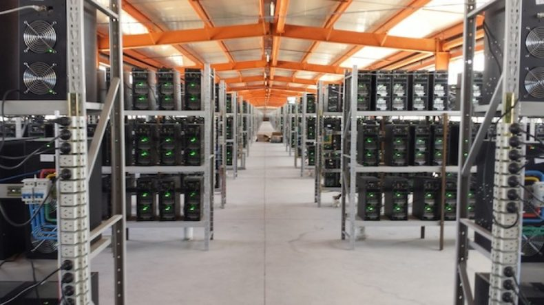 These are the world's biggest Bitcoin mining farms