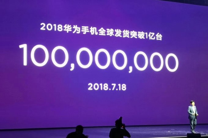 Huawei has already sold 100 million devices this year and ...