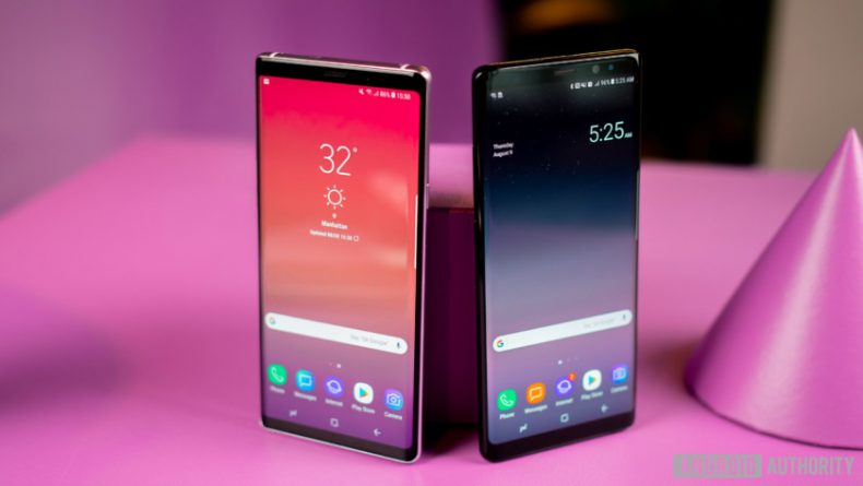 Samsung-Galaxy-Note-9-versus