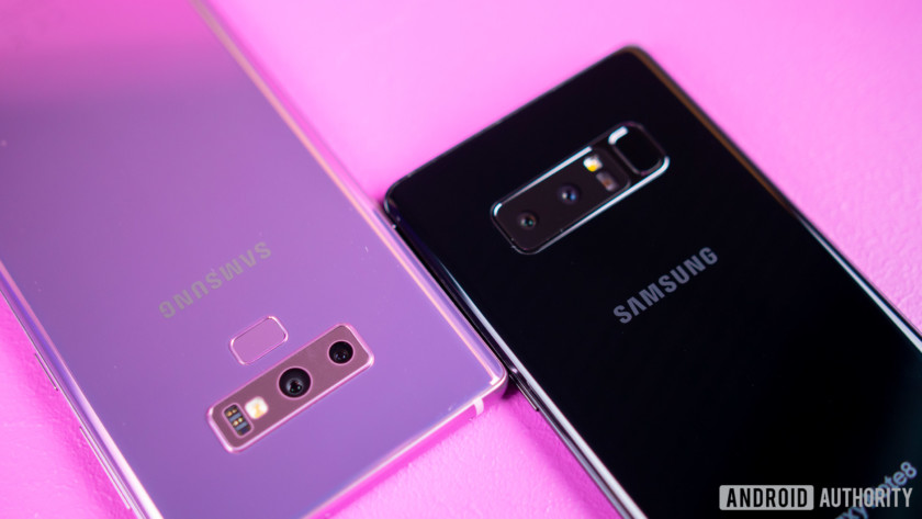 Samsung-Galaxy-Note-9-versus-Samsung-Galaxy-Note-8-Quick-look