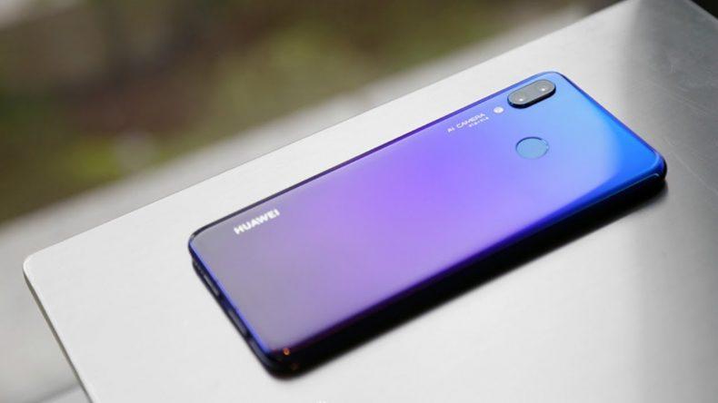 Huawei Nova 3 and 3i