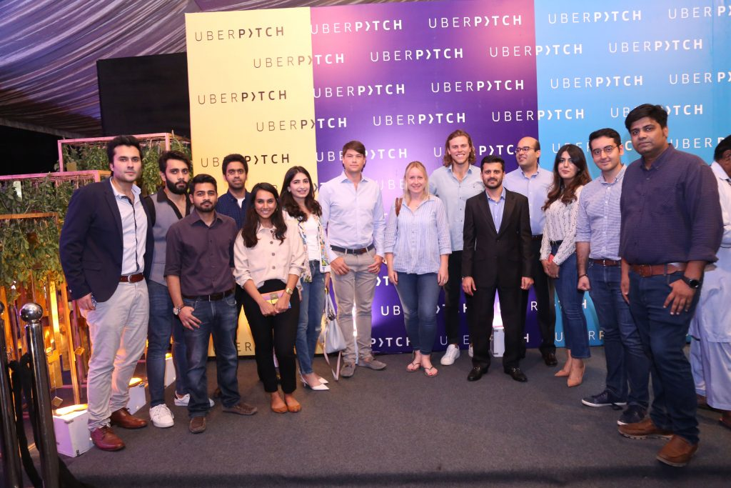 UberPitch Launch Event in Lahore