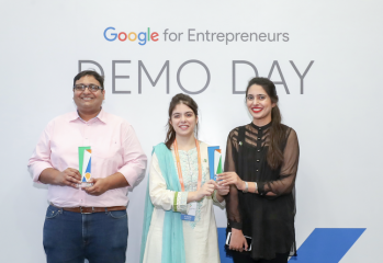 Google Demo Day Asia - Marham