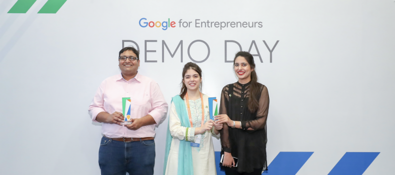 Google Demo Day Asia - Marham