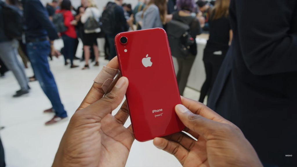 Slow Android sales indicate iPhone XR will be a hit in China