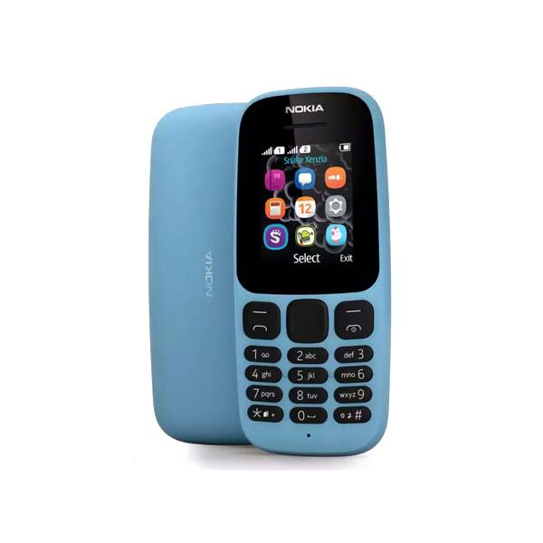 Nokia – 105 – 2017- Blue