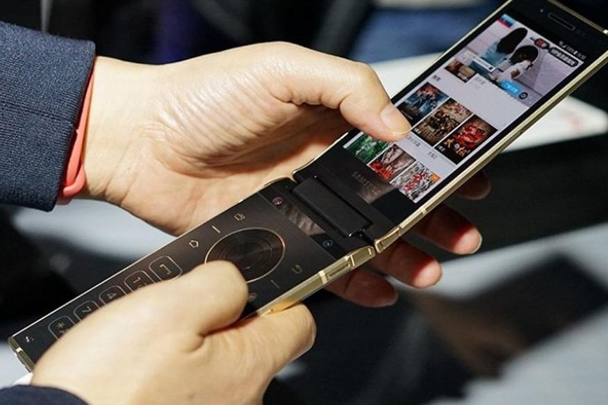 Samsung Galaxy W2019 flip phone to feature dual 4.2-inch ...