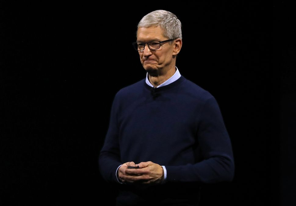 Tim Cook: Apple preparing products that will
