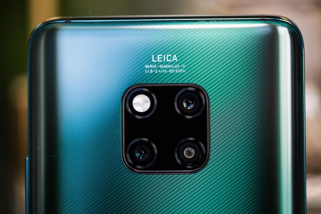 Huawei Caught Using Stock Images To Promote Upcoming P30 Smartphone Series