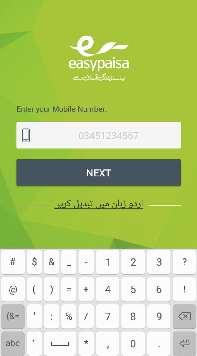 How to open an Easypaisa account?