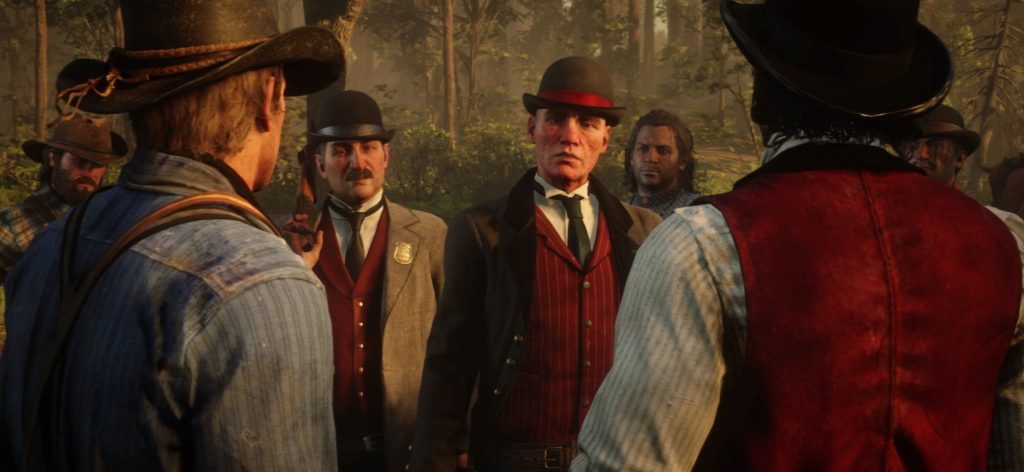 Actual Pinkerton's agents file a lawsuit against Red Dead ...