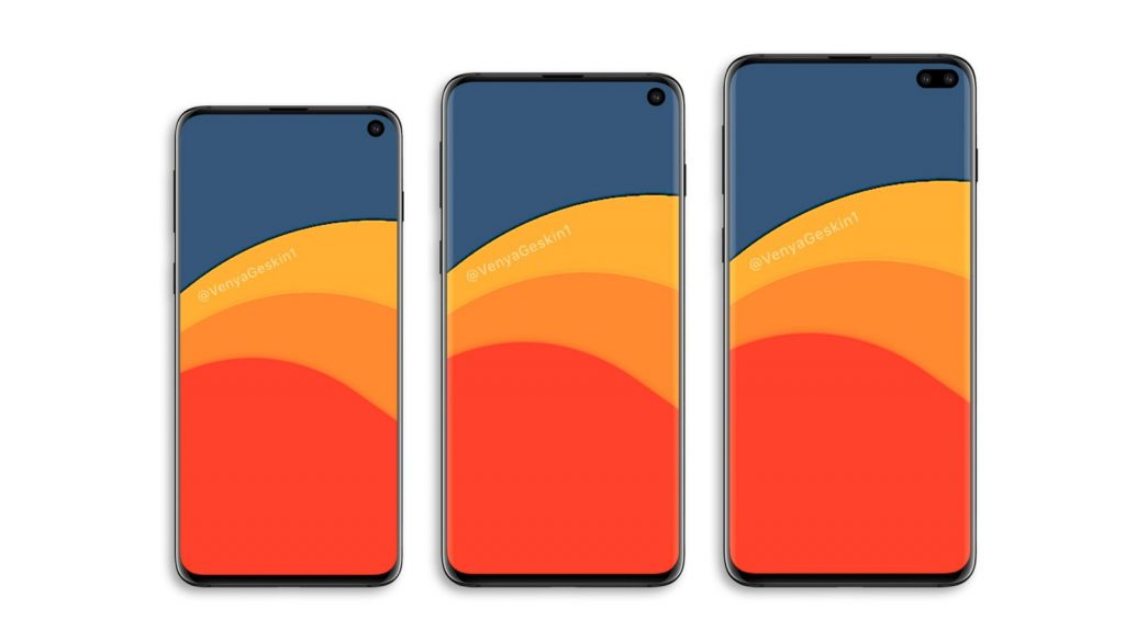 S10 three versions