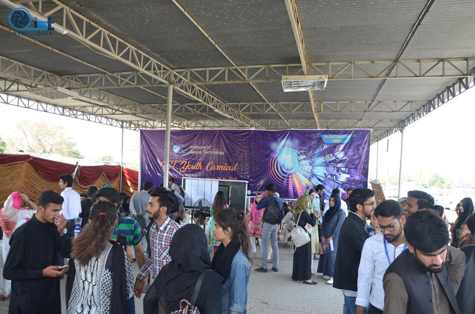 12th All Pakistan Youth Carnival begins at IST Islamabad