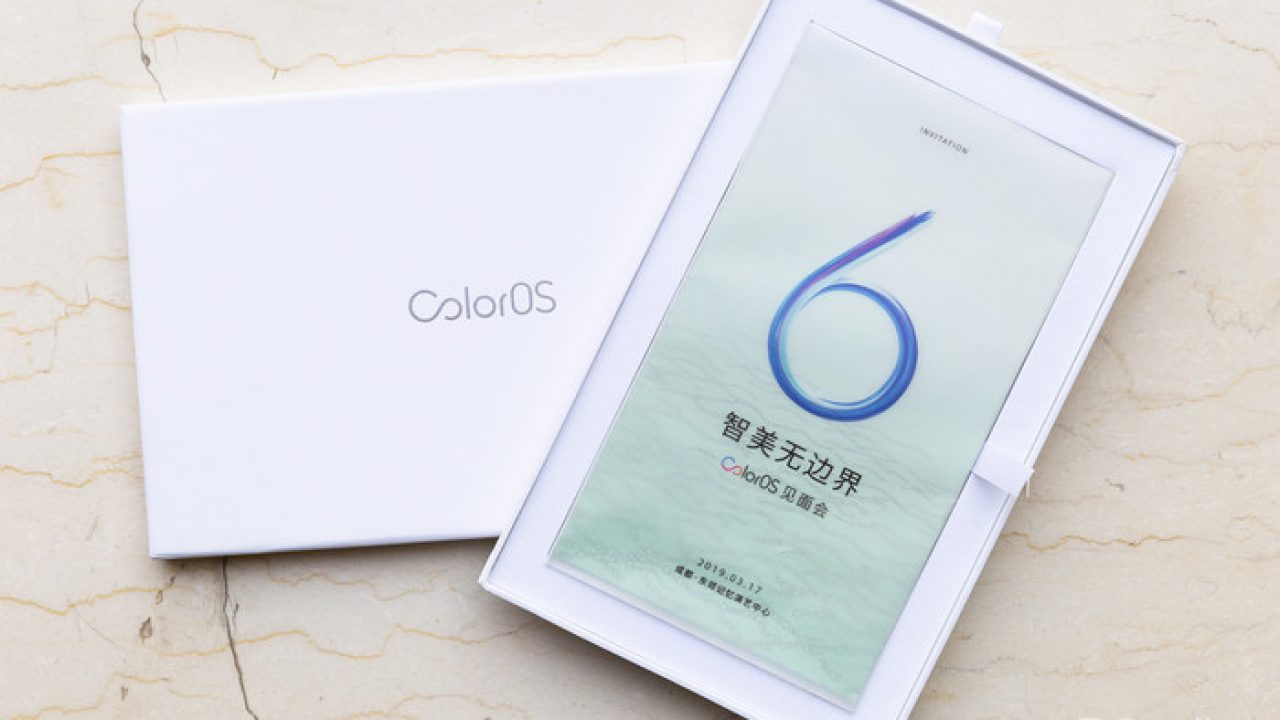 Oppo unveils its all new ColorOS 6 with several much needed