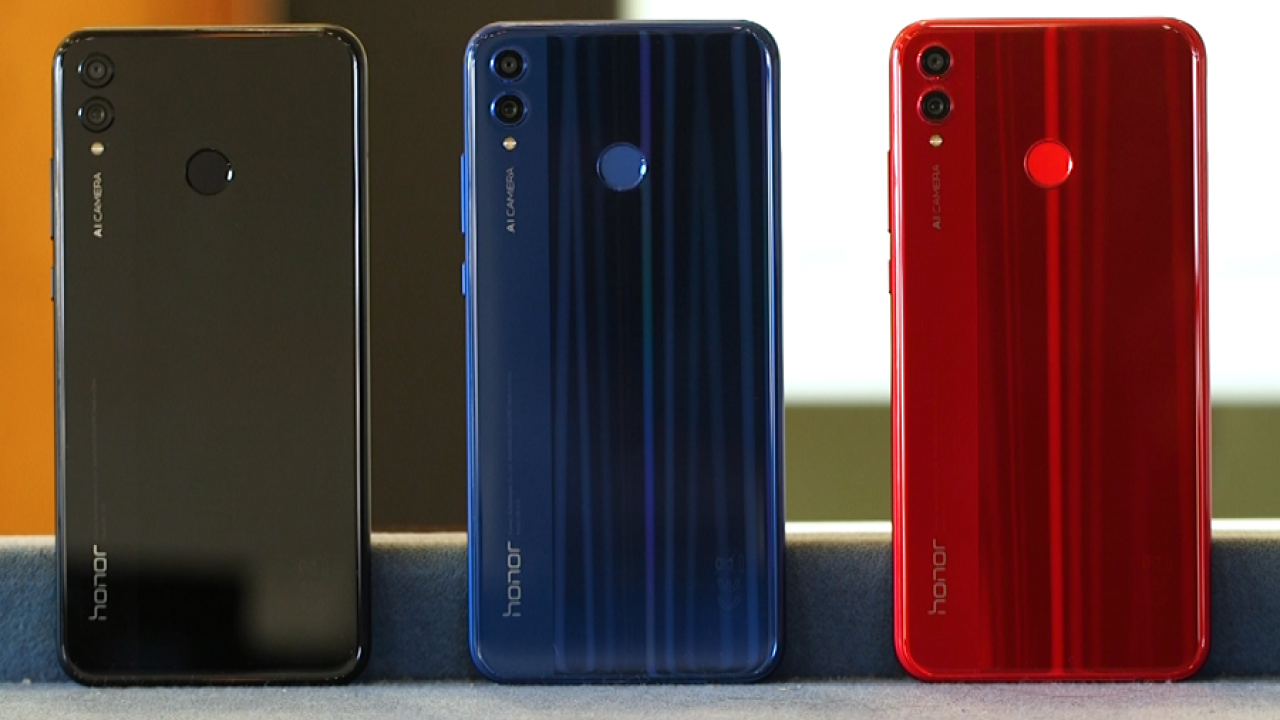Huawei Nova 3i, Mate 20 Lite and Honor 8X are getting Android Pie