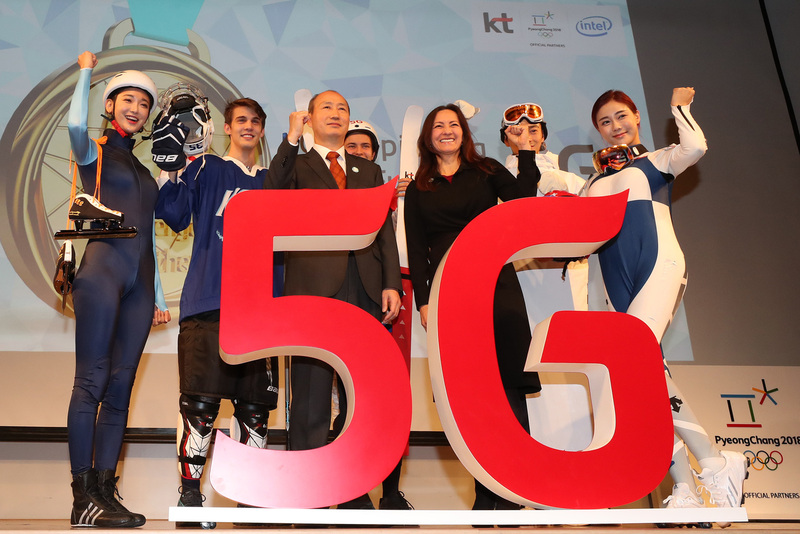 South Korea is launching 5G services tomorrow, beating US and China