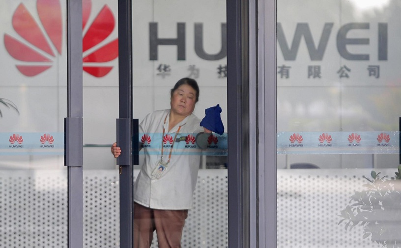 "Huawei says Aspiegel will be ""responsible for protecting"