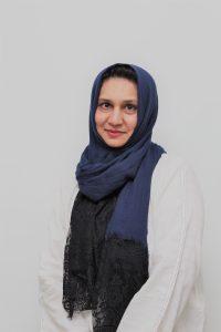 Shamim Rajani - CodeGirls