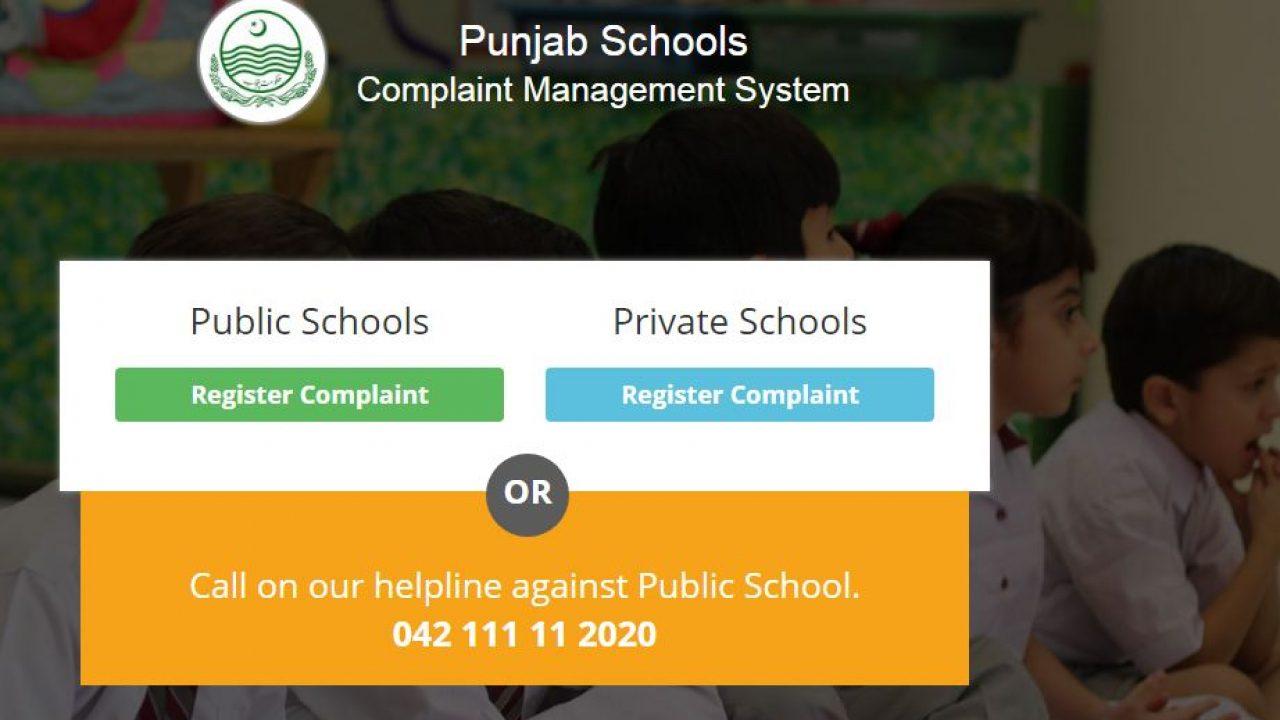 Punjab govt launches online portal to register complaints