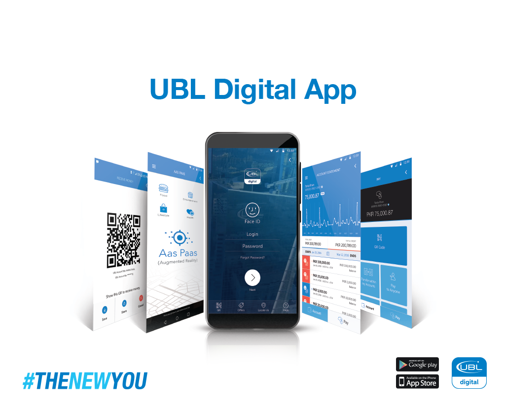 UBL Digital App TechJuice