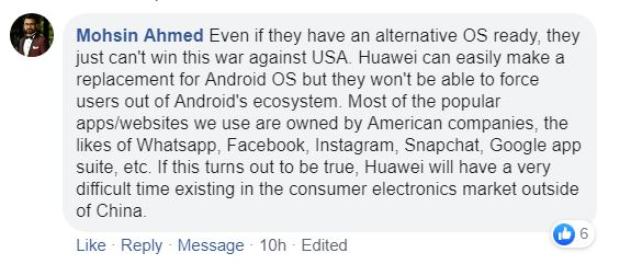 Huawei ban- TechJuice