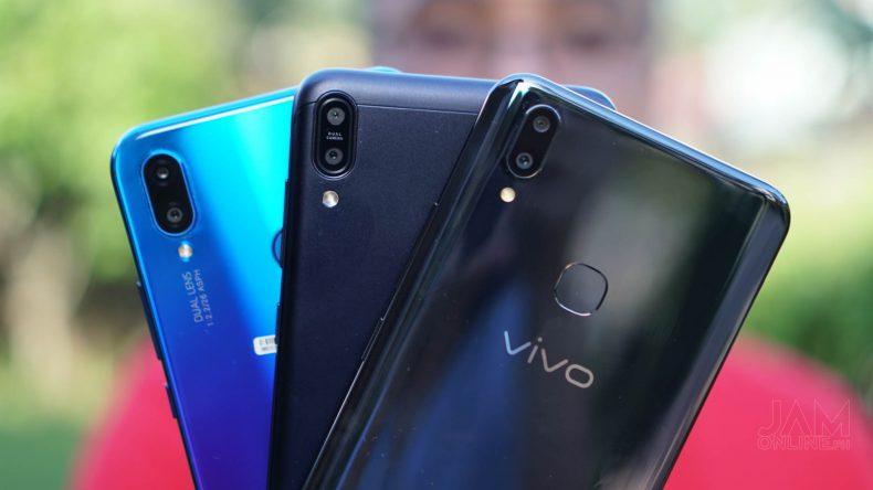 Top 5 mid range smartphone