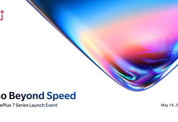 OnePlus 7 Launch Event -TechJuice