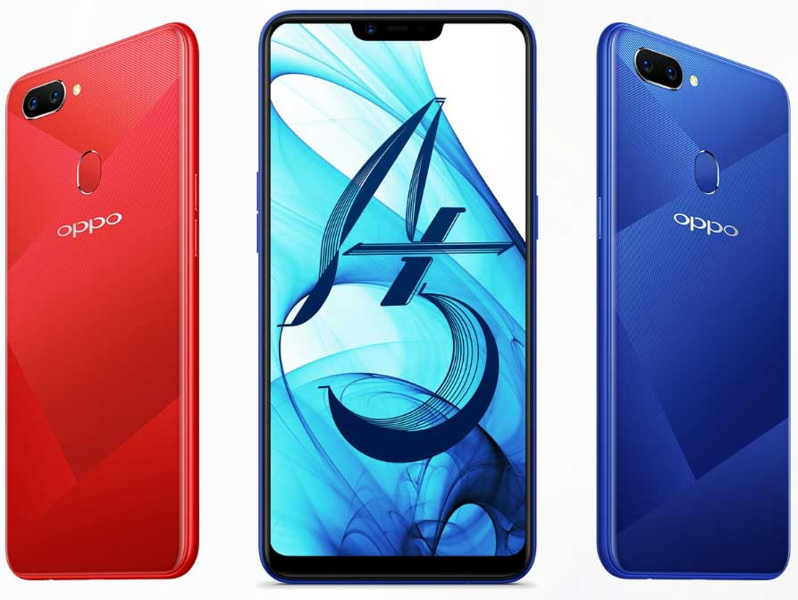 Oppo A5 TechJuice