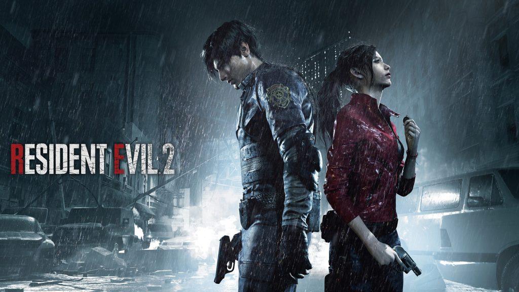 Resident Evil 2 - TechJuice