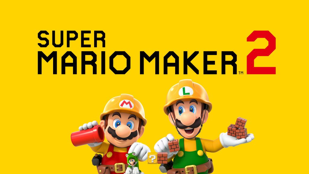 Super mario maker 2 - TechJuice