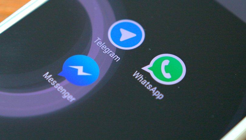 WhatsApp Telegram - TechJuice