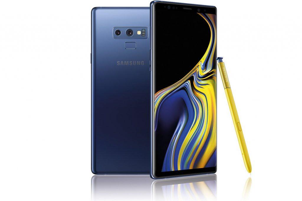 Samsung Galaxy Note 9 - TechJuice