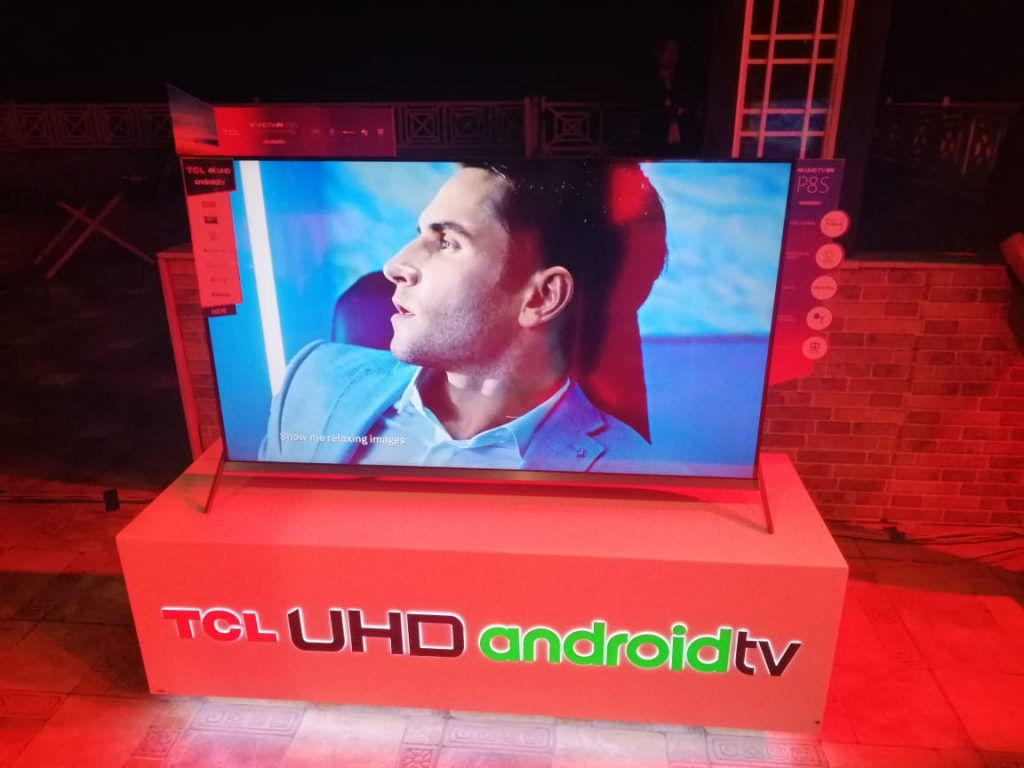 TCL launches its latest 4K TV series in Pakistan that features
