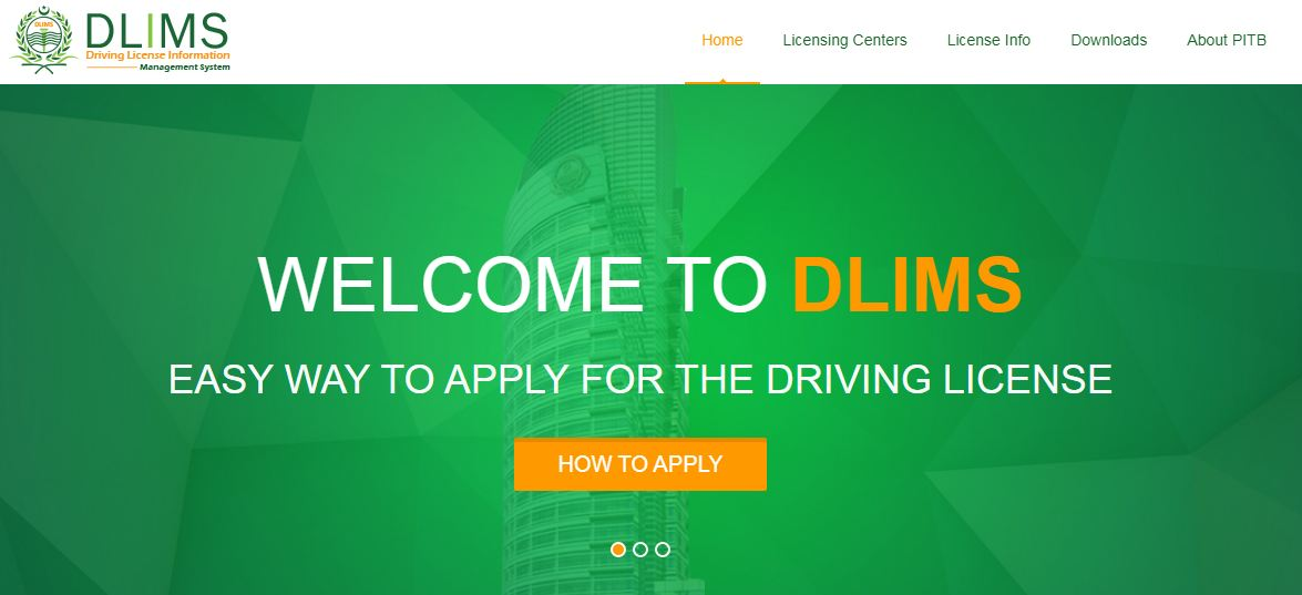 How to apply and renew your driving license online in Pakistan