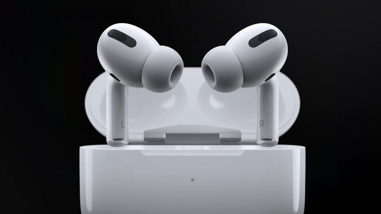 Apple Airpods Pro Come With Active Noise Cancellation And Big