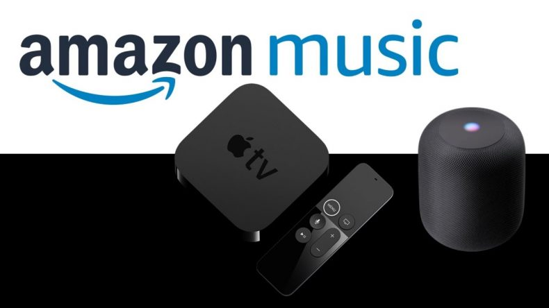 Amazon Music Apple Tv