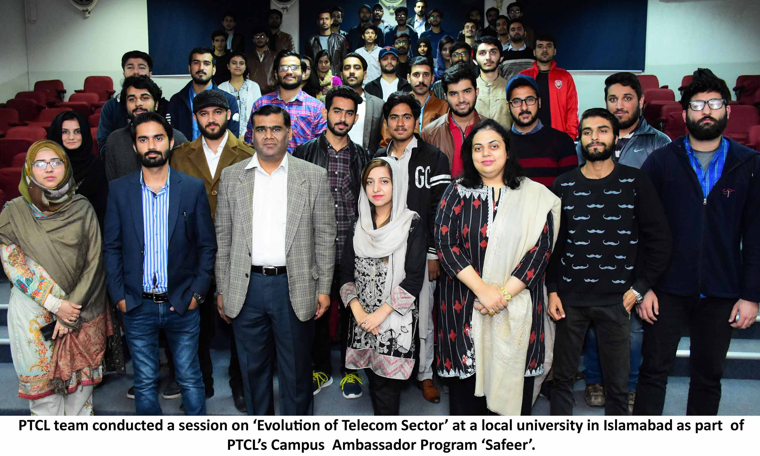 PTCL-launches-Campus-Ambassador-Program-Safeer-TechJuice