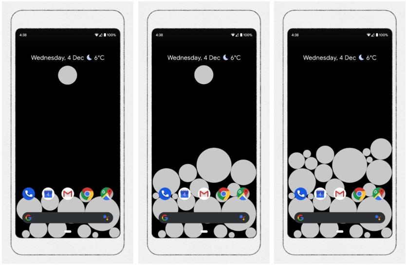 bubbles-google-techjuice
