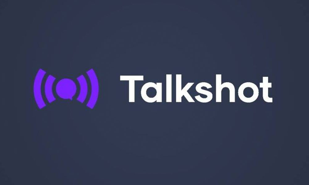 Talkshot-techjuice