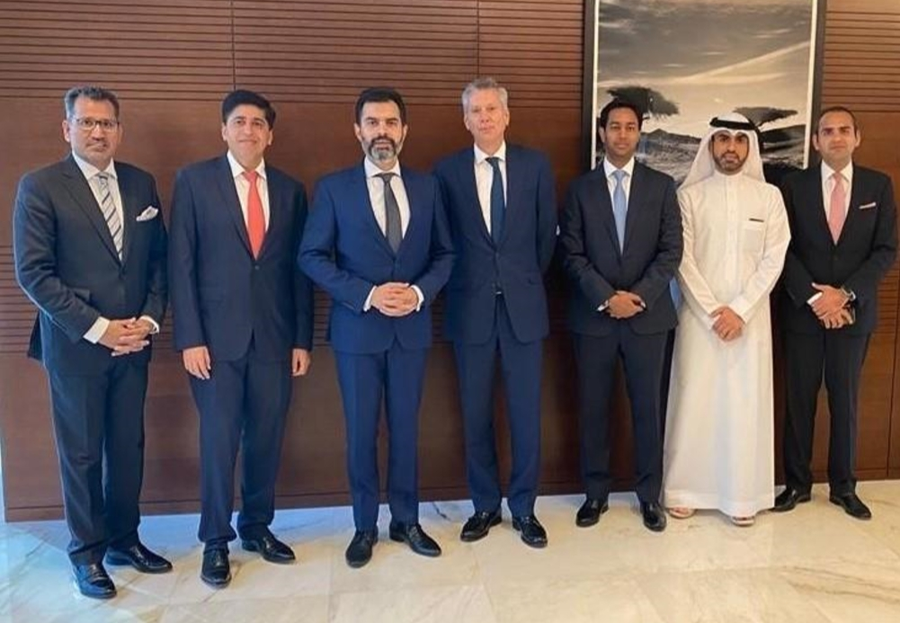 Bank Alfalah hosts event for Governor SBP and-Photo