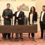 FFL & Multan Sultans signing ceremony