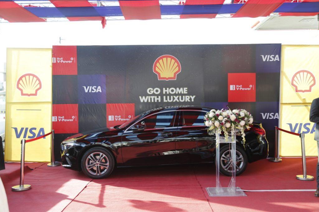 Shell Pakistan and Visa announce grand prize winner