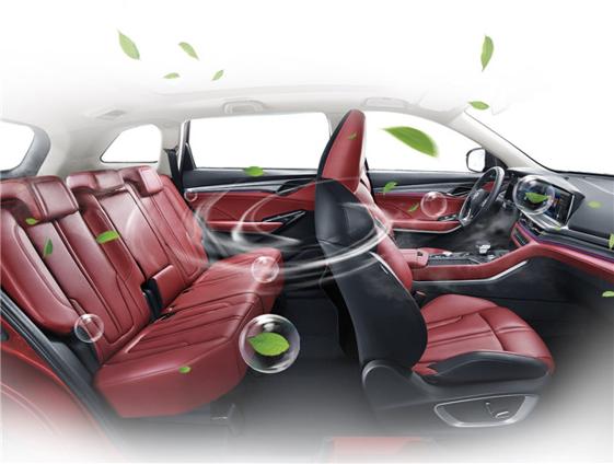 Changan Automobiles techjuice