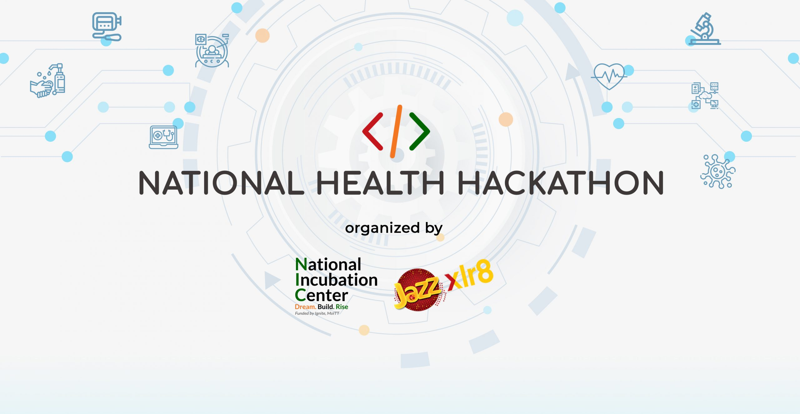 National Health Hack 2020 techjuice