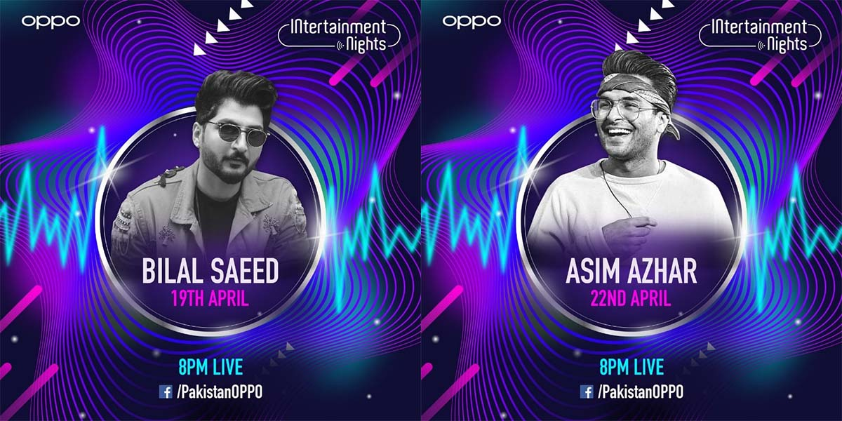 Biggest Musical Week with OPPO's In-tertainment Nights Techjuice
