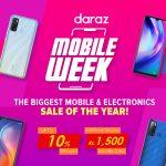 Daraz Mobile Week