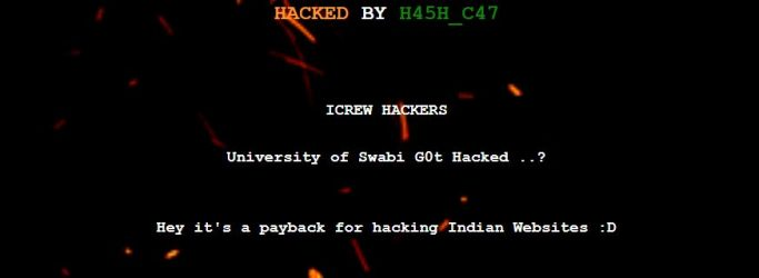 UOS-Hacked-Indian-Hackers